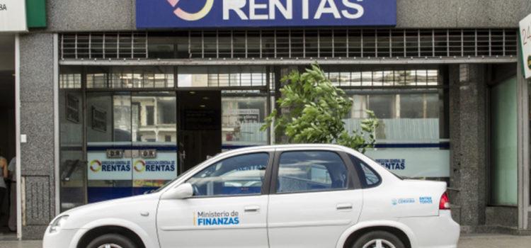 """Rentas creó una lista con contribuyentes """"de riesgo"""""""
