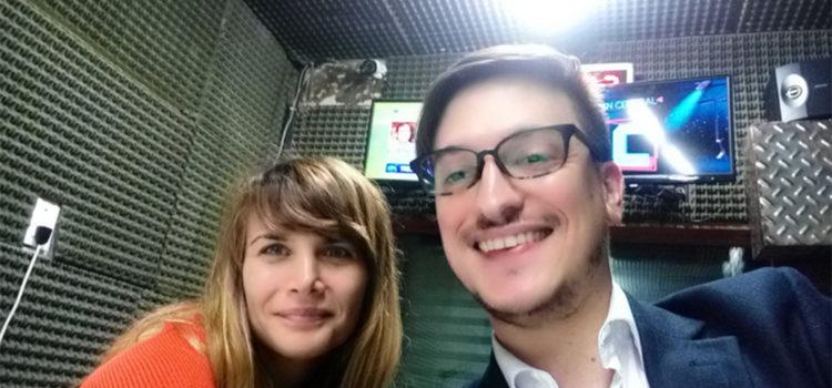 De la Sota también juega en Santa Fe y su candidata es Amalia Granata