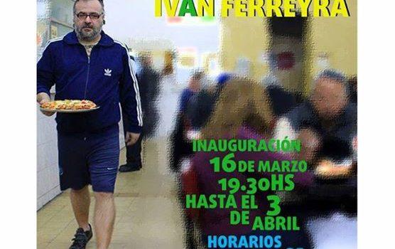 Cuadrilatero: una intervención de Iván Ferreyra