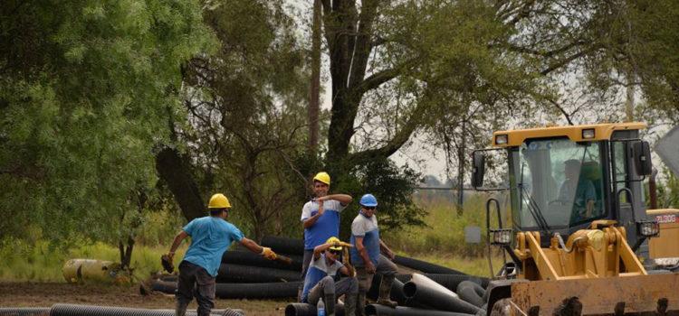 Vecinos denuncian que el fin de semana trabajaron dentro de la planta de Taym