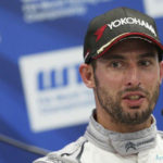 Pechito López se despistó a más de 200 kilómetros por hora con el Toyota en Silverstone
