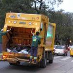 Cómo será la recolección de residuos en Navidad