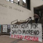 Peritos balísticos y médicos declaran en el juicio por el asesinato de David Moreno