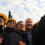 Schiaretti arrancó con las inauguraciones pre-electorales