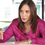 La gobernadora María Eugenia Vidal también se sumó a la campaña de Baldassi