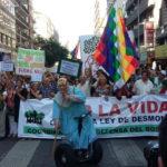 Marcha y festival en defensa del bosque nativo
