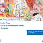 """Bienal """"Premio Federal"""": Convocatoria para músicos y pintores"""