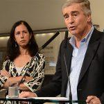 Oscar Aguad, el radical más PRO, desembarcó en el Ministerio de Defensa