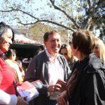 El alfonsinista Dante Rossi cerrará su campaña frente a la Casa Radical