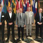 Schiaretti anunció que el BID podría financiar el tercer carril de la autopista a Carlos Paz