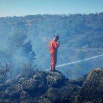 Dos apicultoras imputadas por un incendio