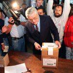 Murió Eduardo César Angeloz, el radical que hizo campaña con un lápiz rojo