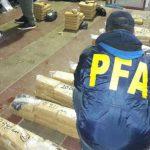 Detienen al dueño de la fábrica que tenía 180 kilos de marihuana en el techo