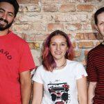 Alunacy presenta su disco Tags en el auditorio Luis Gagliano