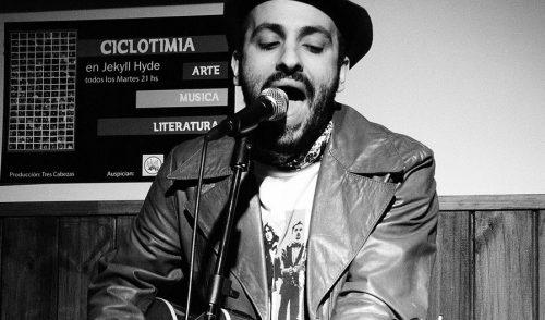 Ciclo Músico Anfitrión: Bernardo Stinco invita a Pablo Pino