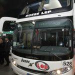 Fono Bus y Buses Lep se quedaron con las rutas y empleados de Mercobus