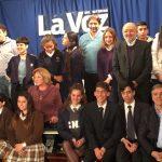 Tuiteros de la docta: El merito de La Voz y el candidato preferido de la ministra