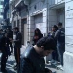 Desmesurada actuación de la Policía y la Justicia luego de la protesta contra el gatillo fácil