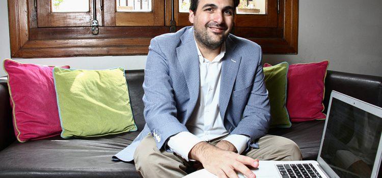 """Andrés Piazza: """"El sector ligado a la agroindustria puede hacer algo de valor global en la economía digital"""""""