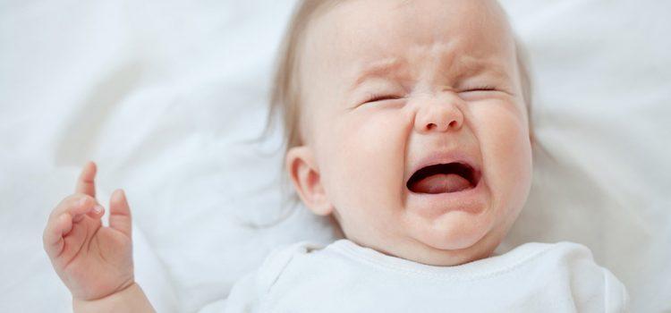 Las mamás y el llanto de los bebés