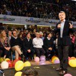Caso Santiago Maldonado: se suspendieron todos los actos de cierre de campaña