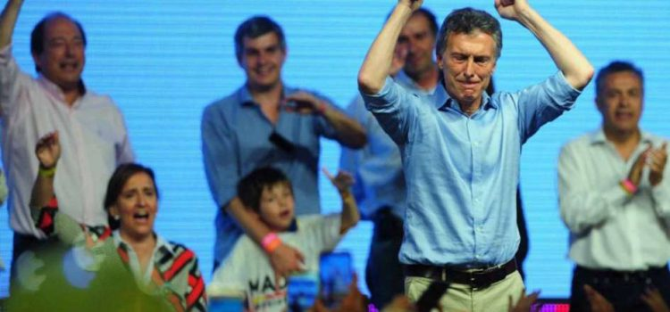 Macri venció a Cristina en Buenos Aires y sacó pasaje a su reelección en 2019