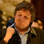Máximo Kirchner vendría a Córdoba en la última semana de la campaña para apoyar a Pablo Carro