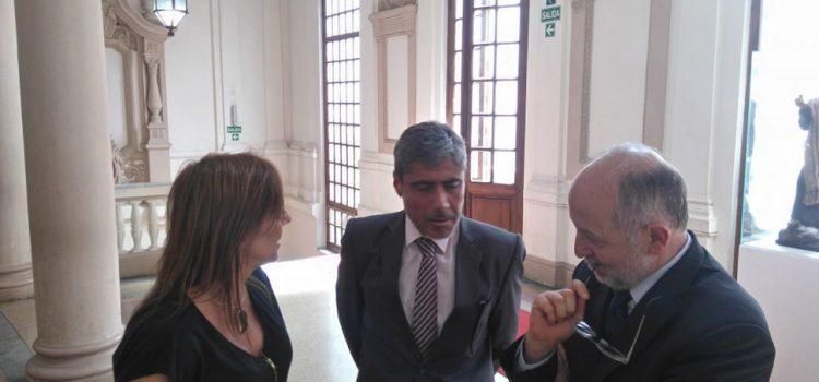 Caso Odebrecht: legisladores se entrevistarán con el fiscal Deltan Dallagnol en Brasil