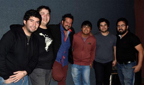 Rivera Folk graba en vivo su DVD