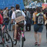 Córdoba: pidieron la renuncia de Patricia Bullrich en la marcha por Santiago Maldonado