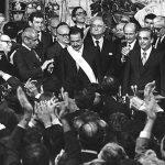 Murió Víctor Martínez, el hombre que negociaba con la dictadura y terminó siendo vicepresidente