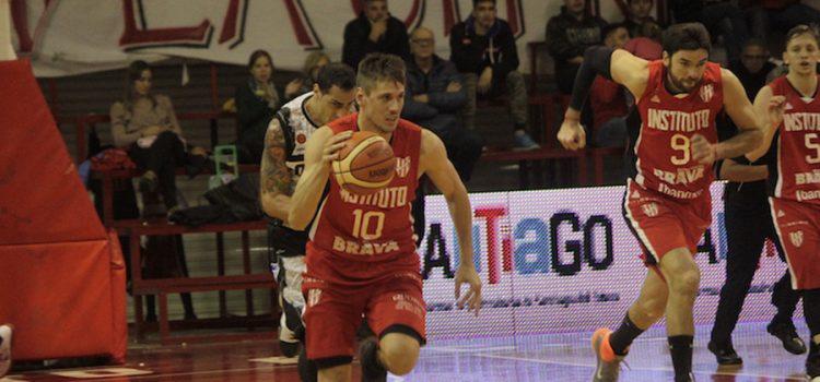 """Miguel Gerlero: """"Sabemos que podemos vencer de visitantes, vamos a ganar, queremos jugar la final"""""""