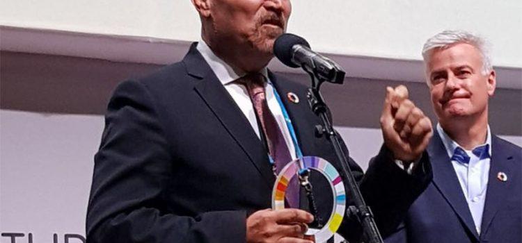 """Jorge Lawson ganador del """"Startup Nations Awards"""" por liderazgo en políticas públicas locales"""