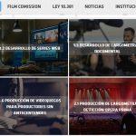 El Polo Audiovisual Córdoba estrenó su sitio web