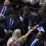 Con Massot, Negri y Carrió a la cabeza, el oficialismo salió a defender el ajuste jubilatorio