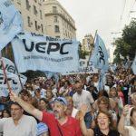 Paran los docentes y habrá dos movilizaciones contra el ajuste previsional en Córdoba