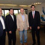 Con el aporte del tucumano Manzur, Schiaretti pudo conformar un nuevo bloque peronista