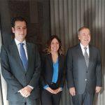 El BBVA le presta a la provincia 200 millones de dólares para obras de salud y educación