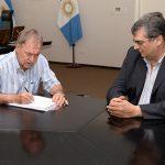 El gobernador Schiaretti anunció la rebaja del impuesto a los Ingresos Brutos en ocho categorías