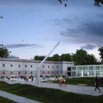 Cinco oferentes para el parque de la Penitenciaría, todos por encima del presupuesto oficial