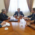 Fabricaciones Militares: el ministro Aguad ratificó el cierre de la planta de Azul
