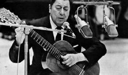 Schiaretti llevará a Madrid el legado de Atahualpa Yupanqui