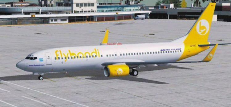 Amplían una denuncia judicial contra Flybondi y los funcionarios que la autorizaron