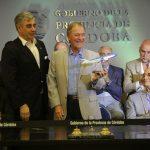 Aerolíneas se comprometió a crear nuevas rutas desde Córdoba