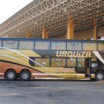 Viajeros varados en la ruta reclaman devolución de pasajes.