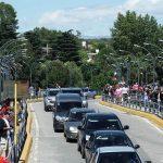 Las sierras, colmadas de turistas durante el fin de semana de Carnaval