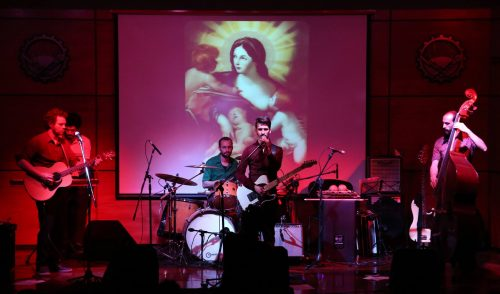 Convocatoria para el Ciclo Cultural 2018 del Auditorio Luis Gagliano