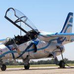 FADEA firmó un contrato con la empresa israelí IAI y terminará tres aviones Pampa en 2018