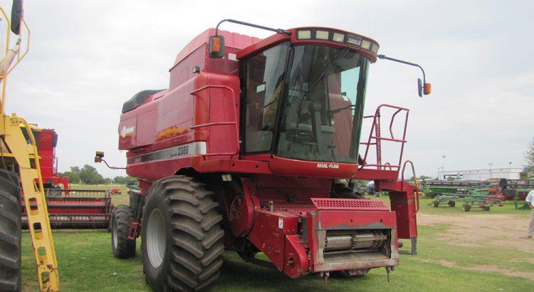 Dos grandes subastas online de maquinaria agrícola