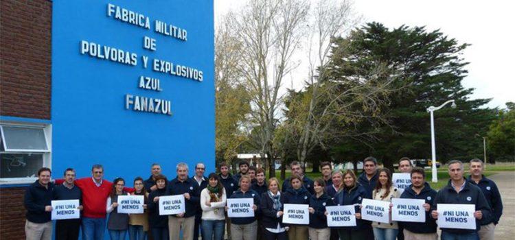 Fabricaciones Militares: piden la reapertura de FANAZUL